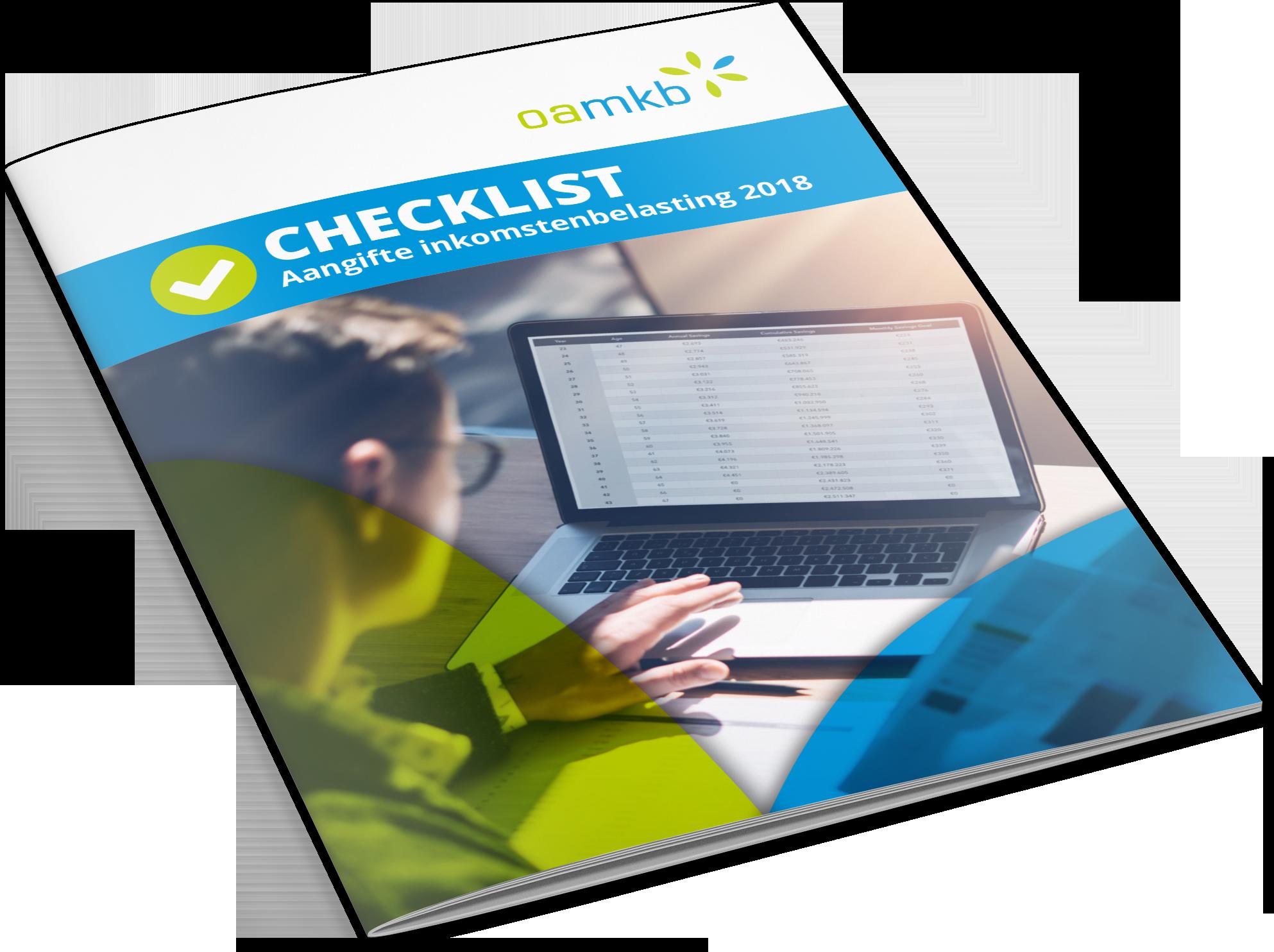 Cover---Checklist-aangifte-inkomstenbelasting-2018